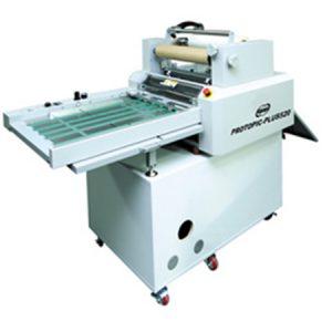 Press Products, Protopic, 520B, Semi-Automatic, Laminating
