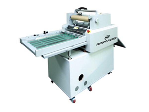 Press Products, Protopic, 520B, Semi-Automatic, Laminating