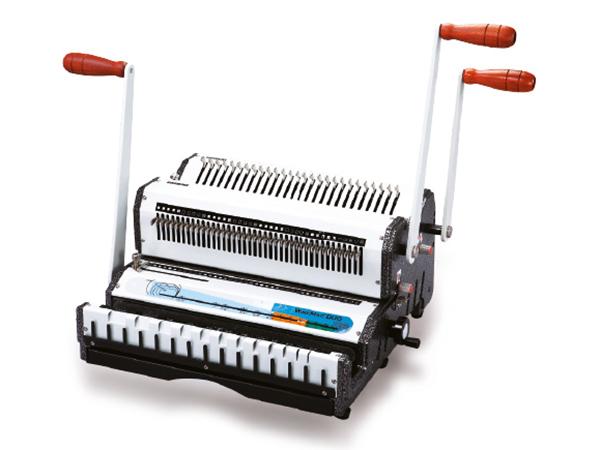 Press Products, WireMac, Duo, Punching, Binding