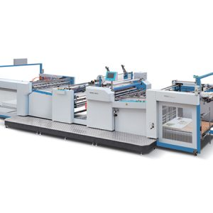 Press Products, GMB, SDFM-1100A, Laminating, Fully Automatic