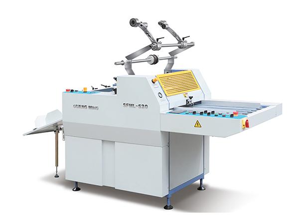 Press Products, Semi-Automatic, Laminator, GMB, SFML-520