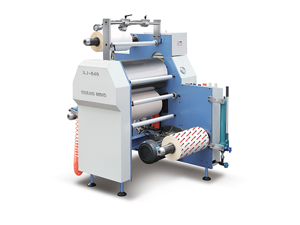 Press Products, Roll to Roll, Laminators, SJ-540, GMB