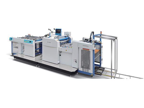 Press Products, GMB, Fully Automatic, SW-1050A, Laminating