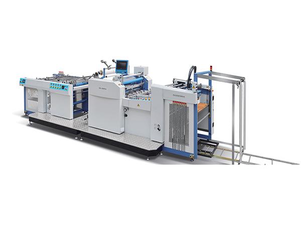Gmb Sw 1050a Fully Automatic Laminating Machine Press