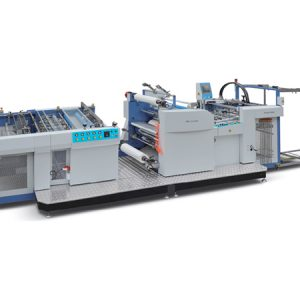 Press Products, GMB, Fully Automatic, Laminating, SW-1050B