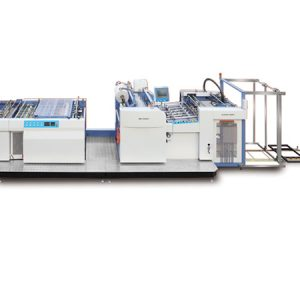 Press Products, GMB, 1050T, SW-1050T, Fully Automatic, Laminating