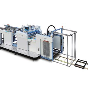 Press Products, GMB, SWAFM-1050, Laminating, Fully Automatic