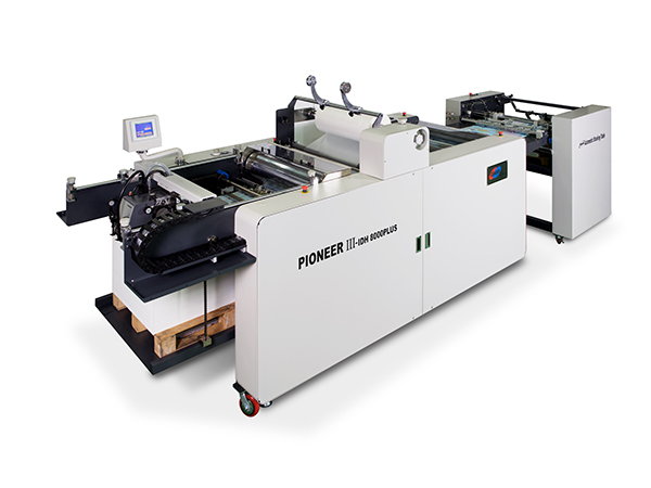 Press Products, GMP, Pioneer, 8000, Laminating