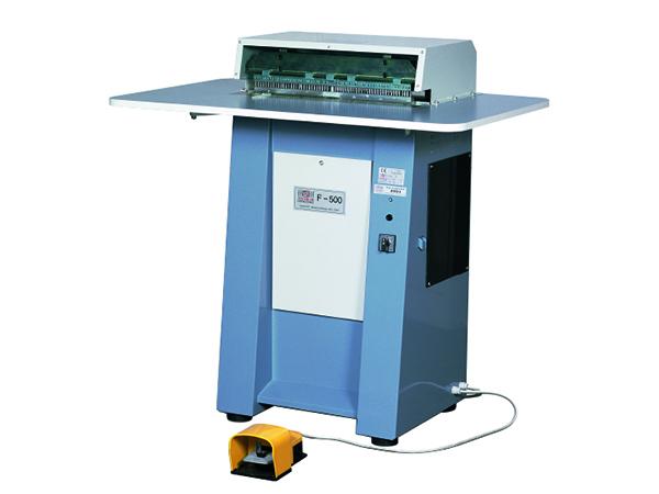Press Products, Punching, Binding, Closing, Rilecart, F-500
