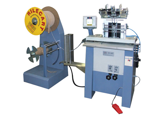 Press Products, Rilecart, Binding, R-500