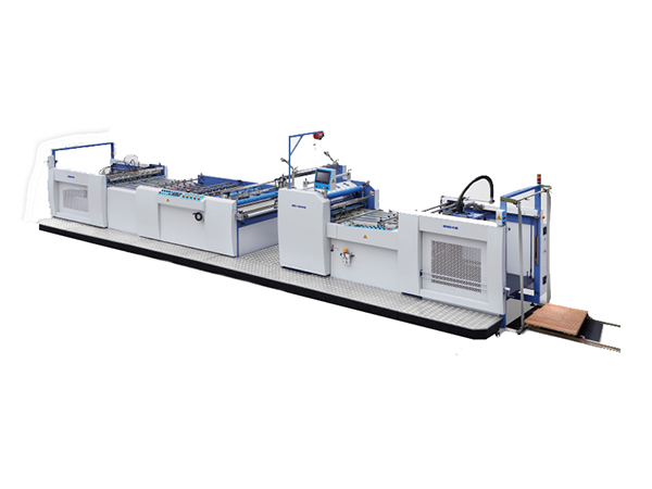 Press Products, GMB, SW-1050G, Laminating, Fully Automatic, 1050G