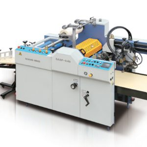 Press Products, SADF-540, Fully Automatic, GMB, Laminating