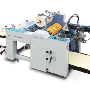 Press Products, GMB, SADF-540B, Fully Automatic, Laminating