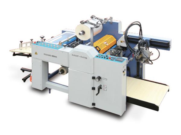 Press Products, GMB, SADF-540B, Fully Automatic, Laminating