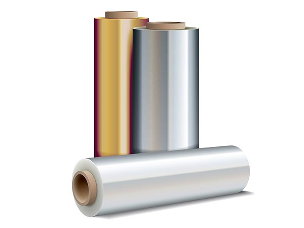 Press Products, Gold, Silver, Laminating, Metallised, Rolls