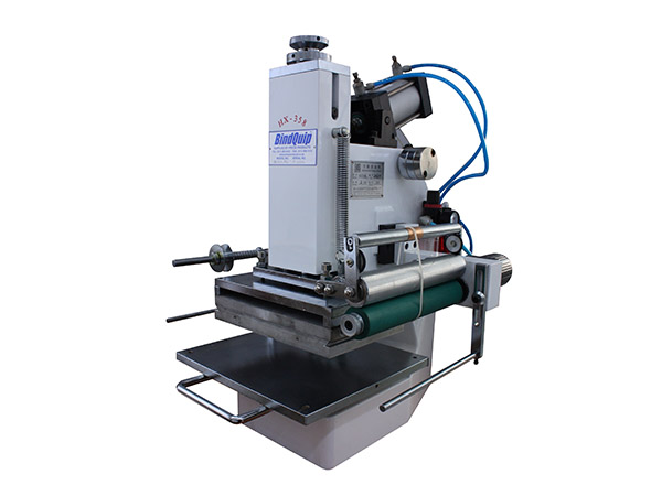 Press Products, Foiling, Hot Foiling, Pneumatic, Hot Stamping