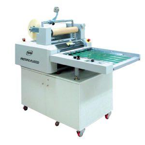 Press Products, GMP, Protopic Plus, Semi-Automatic, Laminating