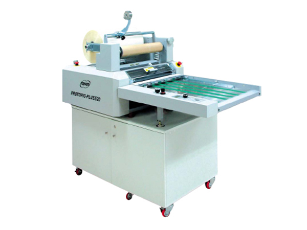 Press Products, GMP, Protopic Plus, Semi-Automatic, Laminating