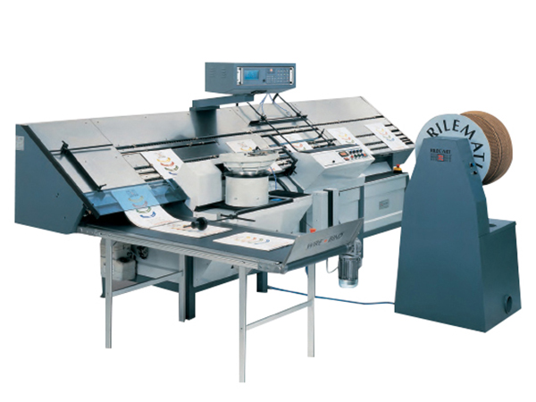 Press Products, Rilecart, Binding, PB-796