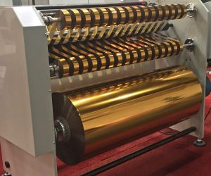 Press Products also offers a foil slitting service