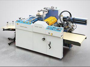 The GMB SADF-540 Laminating Machine