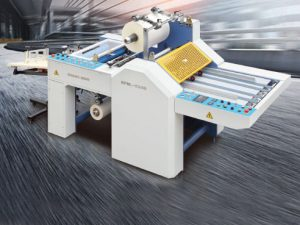 The Impressive GMB SFML-520B Laminating Machine