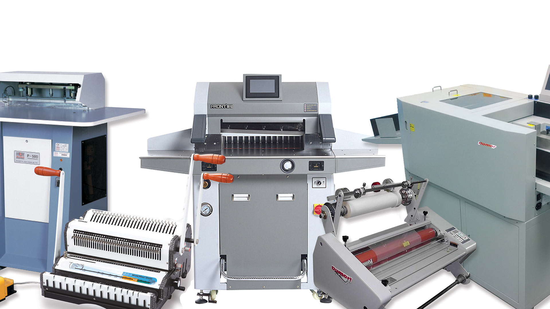 Press Products Machines